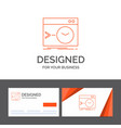business logo template for admin command root vector image vector image