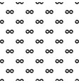 track pattern seamless vector image vector image