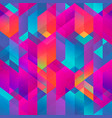 bright mosaic pattern vector image