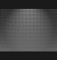 background metal grid vector image
