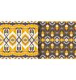 native southwest american aztec navajo seamless vector image vector image