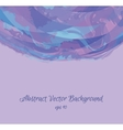 Abstract background in violet shades eps10 vector image vector image