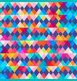 Bright triangle seamless pattern