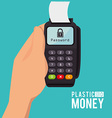 Payment design vector image vector image