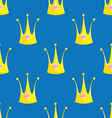Seamless Crown Pattern