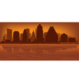 Austin texas skyline vector | Price: 1 Credit (USD $1)
