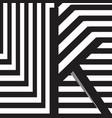 letter k design template vector image