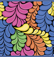 abstract path hippie 60s seamless pattern