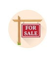 For sale Icon on the white background vector image vector image