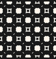 funky geometric seamless abstract pattern vector image vector image