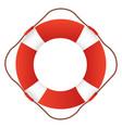 ring-buoy ring buoy life buoy vector image