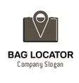 bag locator logo