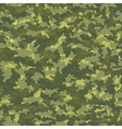 Seamless camouflage military cloth of infantry vector image vector image