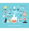 Education and Science vector image