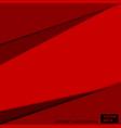 dark red wallpaper banner design vector image