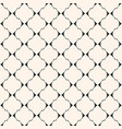 art deco seamless pattern texture with lines mesh vector image vector image