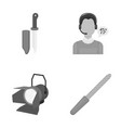design business hunting and other web icon in vector image vector image