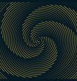 abstract circle swirl design pattern artwork vector image vector image