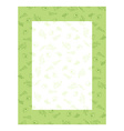 Congratulation greeting card 23 February the day vector image vector image