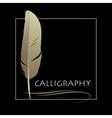 Calligraphic pen