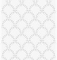 japanese gray floral seamless repeating vector image vector image