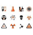 Science Symbols vector image vector image