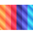 striped gradient background vector image vector image