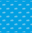 radio taxi pattern seamless blue vector image