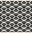 black and white seamless pattern tribal ethnic vector image vector image