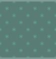 seamless dark winter new year pattern vector image vector image