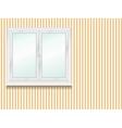 window in the room vector image vector image