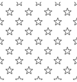 Celestial star pattern simple style vector image