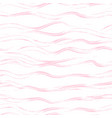 pattern brush stripe seamless design for wallpaper vector image vector image