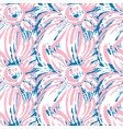 seamless textile pattern print fashion trendy vector image vector image