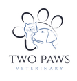 cat and dog for veterinary clinic vector image