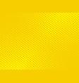 retro comic yellow background raster gradient vector image