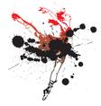 Ballerina dance vector image