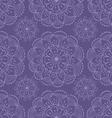 henna seamless pattern vector image vector image