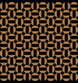 honeycomb seamless hexagons pattern background vector image vector image