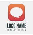 Logo label badge emblem or logotype element vector image vector image