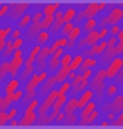 coral abstract gradient vibrant lines and dots vector image vector image