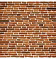 Old brick wall vector image vector image