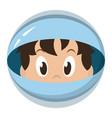 astronaut boy helmet