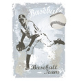 Base ball grunge 3 vector | Price: 1 Credit (USD $1)