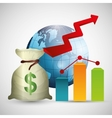 Business money and global economy