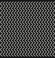 geometric seamless pattern vertical wavy lines vector image vector image