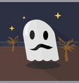 fabric ghost icon set of great flat icons design vector image vector image