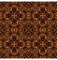 abstract ethnic seamless pattern tribal vector image