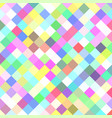 colorful square pattern background - from vector image vector image
