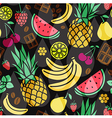 Endless background vector image vector image